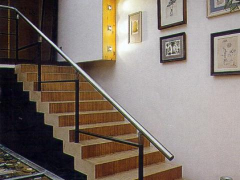 Изготовление маршевых лестниц
